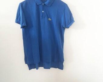 90's Blue Izod Lacoste Polo