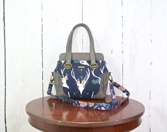 Medium handbag, handbag, cross body bag, women's handbag