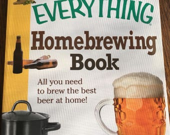 Homebrewing Book includes 100 recipes by Drew Beechum