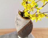 Listing for Stacie, Vase, ceramic vase, flower vase