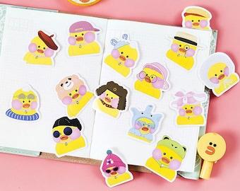 45 PCS, LINE sticker, Sally sticker, Banano sticker, Bird sticker, Parrot sticker, Lifelog sticker 11