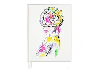 "Journal ""Flower Crown"" 