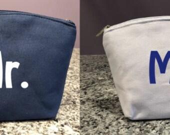 Cosmetic Bag - Set of 2