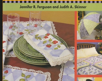 2005 Painted Fabric Fun Simple & Stylish Projects for Your Home Instruction Book