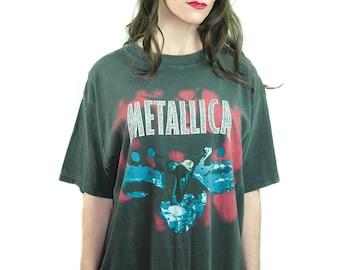 Vintage Metallica shirt Reload XL