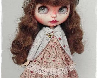 LEANDRA Blythe custom doll by Antique Shop Dolls