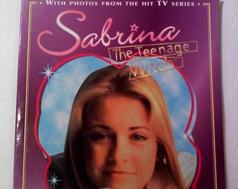 Sabrina the Teenage Witch Book- Becoming a Witch