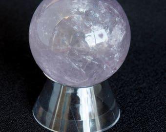 """Amethyst Sphere, 1-1/2"""""""