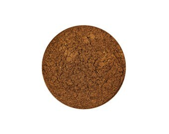 SAMPLE Brass-All Natural Mineral Eyeshadow (Vegan)