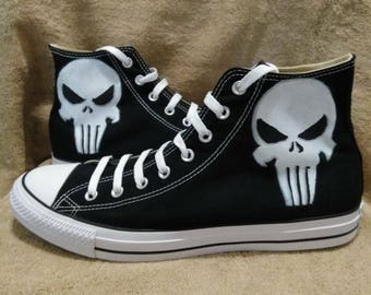 The Puncher custom Converse