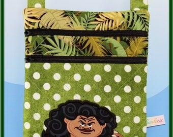 Disney Maui Applique small Crossbody Bag
