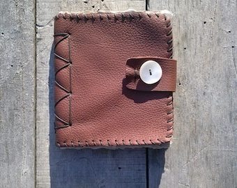 Hand Sewn Leather Journal