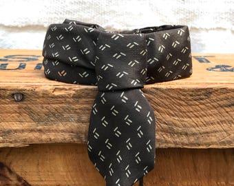 Vintage Tie Collar - Classic - X-Small