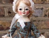 Sarah a Queen Anne Inspired Artist Doll by Michelle Grant