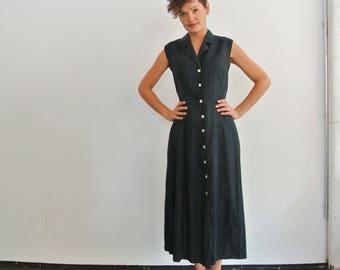 dress 90s buttons