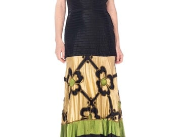 Morphew Lab 1920s1940s Gown Size: S