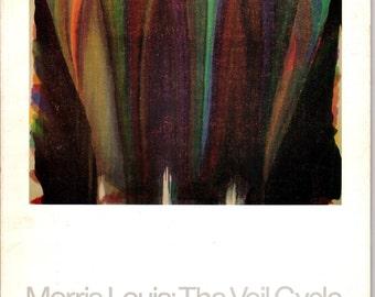 Morris Louis The Veil Cycle, Walker Art Center, Art Catalog, 1977, Art Exhibition, American Painter, Art Catalog, 1970s