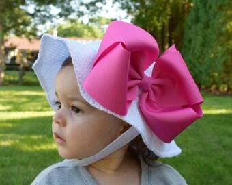 Baby Girl Sun Hat, Baby Sun Hats for Girls, UPF +25 Sun Hat, Girls Sun Hat, Toddler Sun Hat, Sunhat, Newborn Sun Hat, Sunhats for Infants