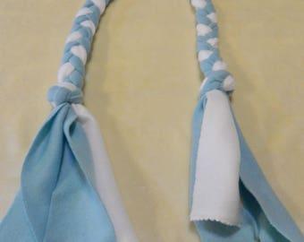 Large Braided Fleece Tug Toy