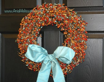 pip berry spring wreaths for front door wreaths fall wreaths berries outdoor wreath wedding wreaths decor luxury closing gifts for buyers