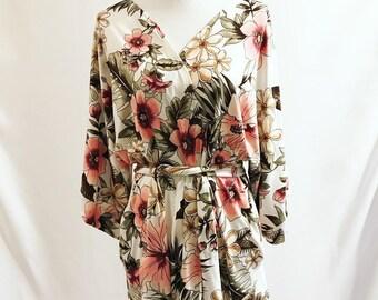 Island Kimono Robe