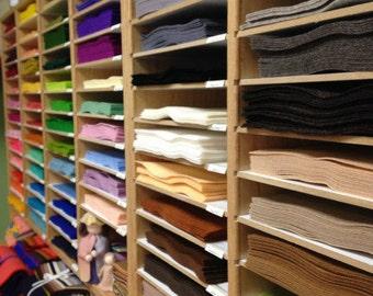 Holland Merino Wool Felt - 8 x 12 inches - SINGLE SHEET