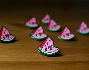 Zombie-melon Pin *Pre-Order*