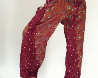 SM0052 Gypsy Pants Rayon Pants,Aladdin Pants Maxi Pants Boho Pants