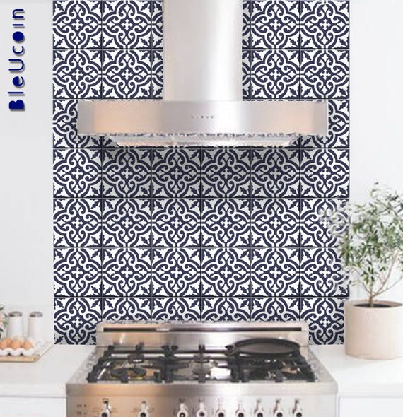 Moroccan Tile Backsplash. Like This Item