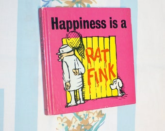 Happiness Is A Rat FInk, 1963 book