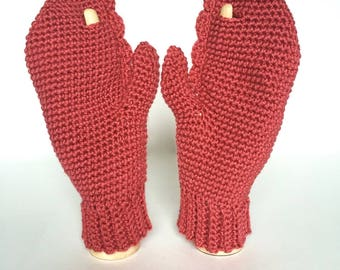 Dr. Lobster, handmade crochet || Small, Medium, Large || Made to Order