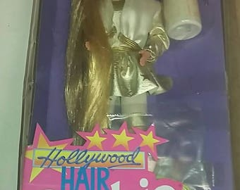 Hollywood Hair Barbie 2308 Magic Hair Mist In Box Vintage 1992 Rare