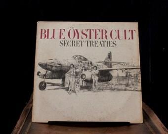 "Blue Oyster Cult (BOC) ""Secret Treaties"" 1974"