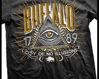City of no Illusions t-shirt