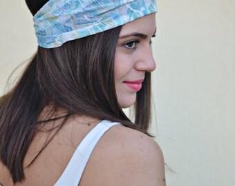 Cotton Headband, Floral Headband, Headbands Running Headband, Yoga Headband, Boho Headband, Workout Headband, Womens Turban, Womens Headband