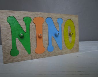 Educational name letters fit, the price is for one letter.
