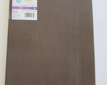 10 Sheets of Foam 9x12 - Brown - Ideal for foam crafts, fofuchas and more