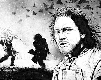 Jon Snow / Game of Thrones
