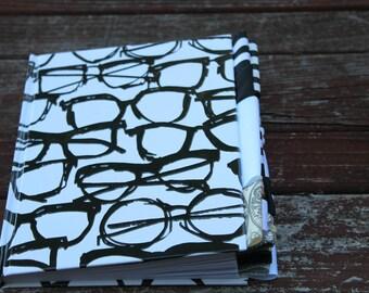 Black Glasses Altered Journal