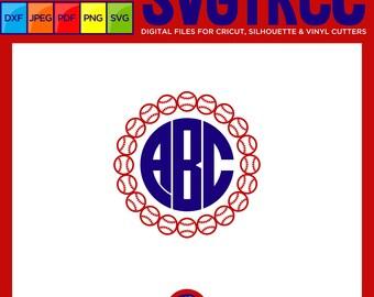 Baseball SVG  Baseball Monogram SVG  Baseball Mom SVG  Baseball dxf  Baseball eps  Baseball Monogram Frame svg  Baseball Mom shirt