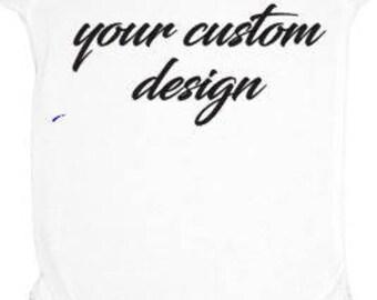 custom bodysuit, onesies,