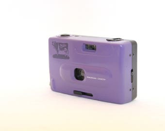 Milka plastic analog camera. 1990s [includes original box]