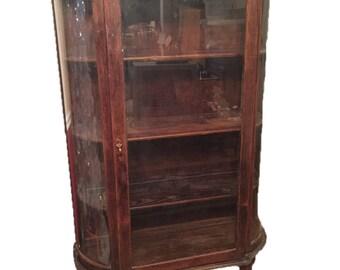 Antique Display Curio