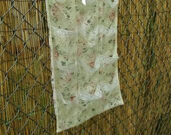 hanging lingerie sorter ~ hanging lingerie sock storage bag