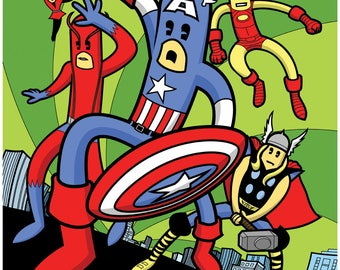Pirandello - Avengers #4