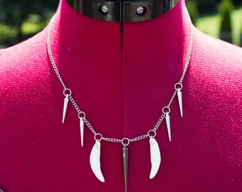 Coyote Tooth Necklace