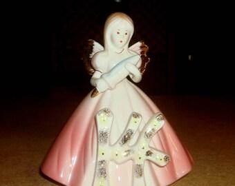 Vintage Josef Originals 14 Year Old Porcelain Birthday Girl Figurine