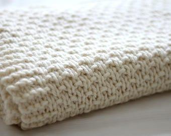 Knitting Pattern For Incubator Blanket : Knit Baby Blanket Pattern knit chevron baby blanket pattern