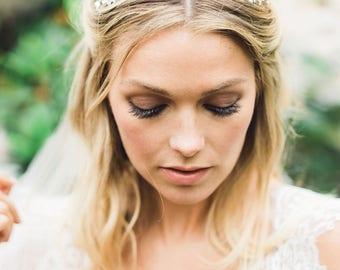 Everthine Crystal Hair Vine, Wedding Hair Accessories, Hair Vine, Hair Accessories, Headband, Gold Hair Accessories, Bridal Hair Vine, Halo