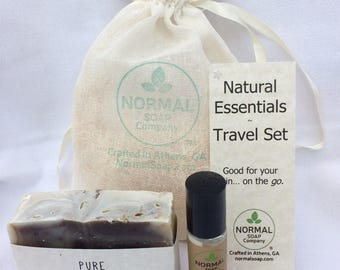 Natural Essentials Travel and Gift Set